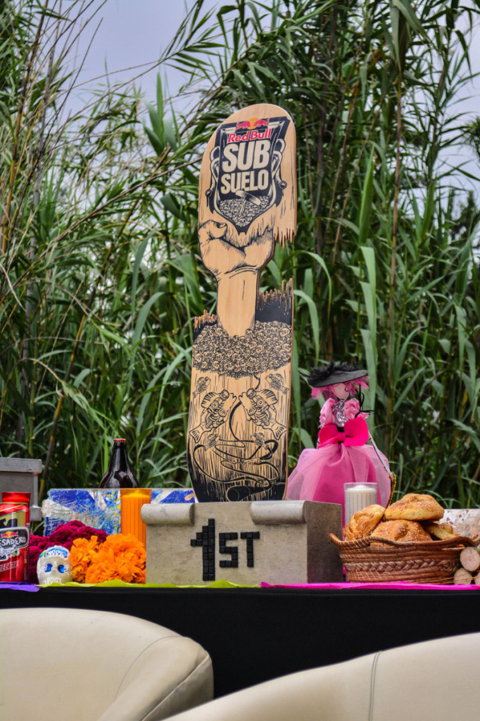 Red Bull Subsuelo 1