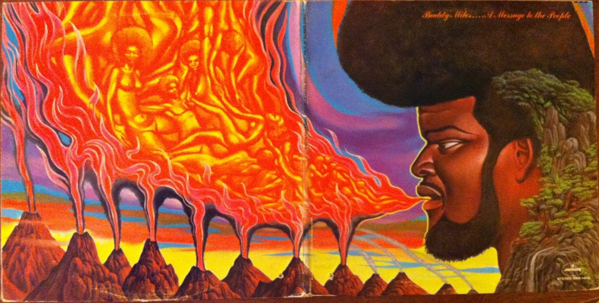 Buddy Miles - A Message to the People (1971)