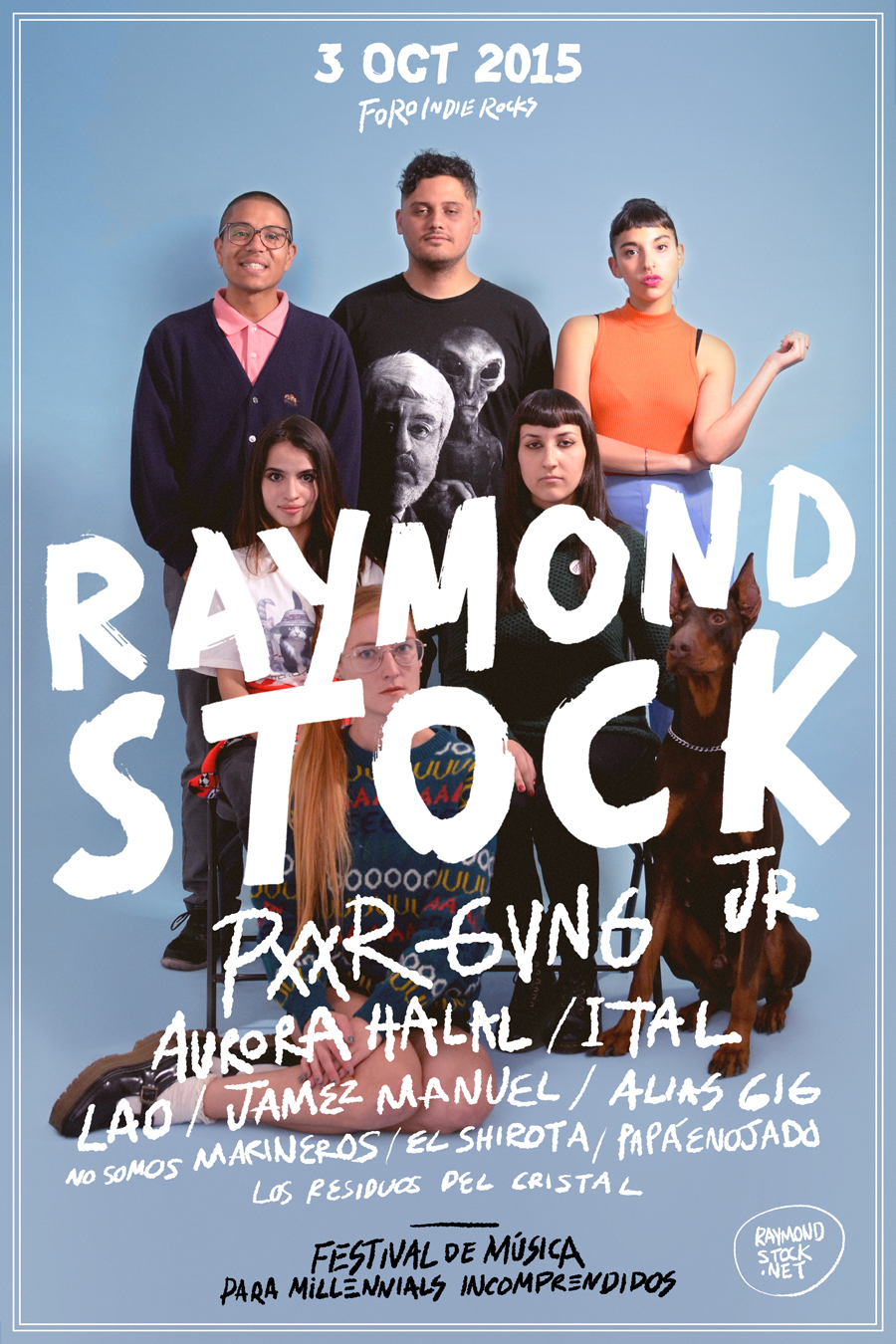 Raymondstock_Jr._FLYER