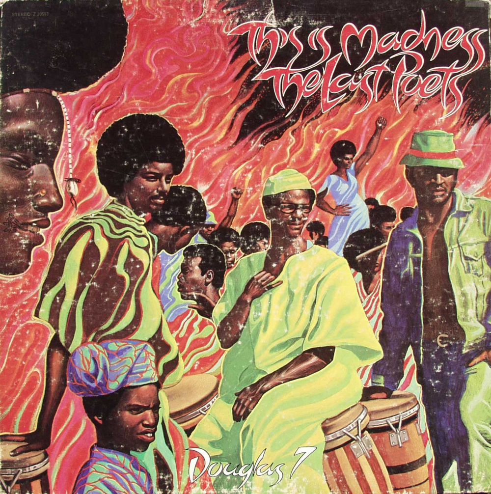 The Last Poets – This Is Madness (1971)