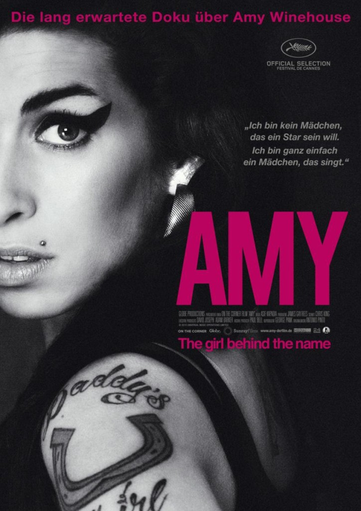 Amy The Girl Behind the Name poster