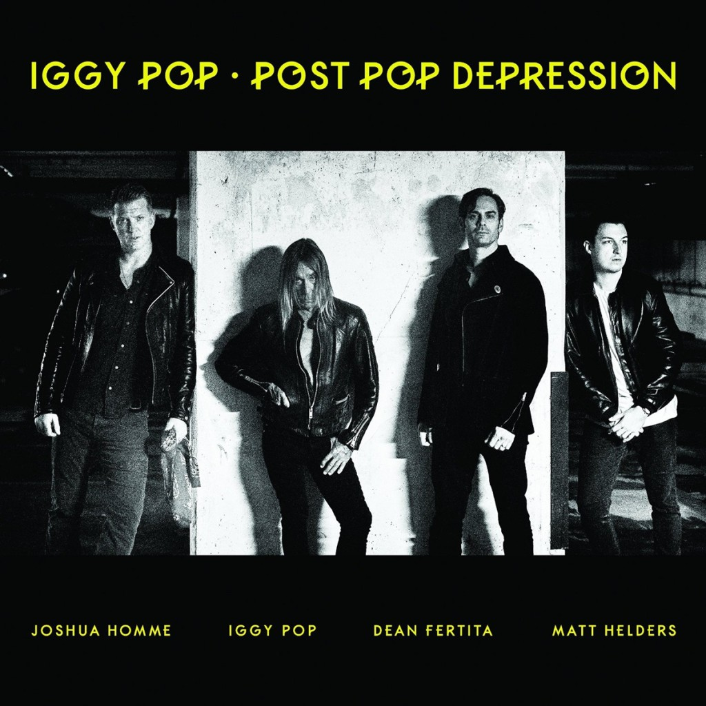 post pop depression iggy pop portada