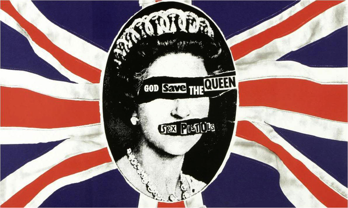 god save the queen punk