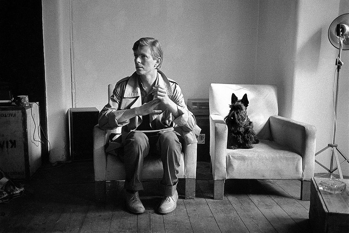 David Bowie, Brian Duffy