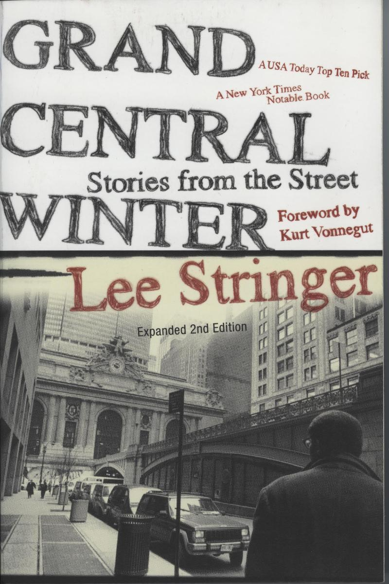 invierno en grand central lee stringer