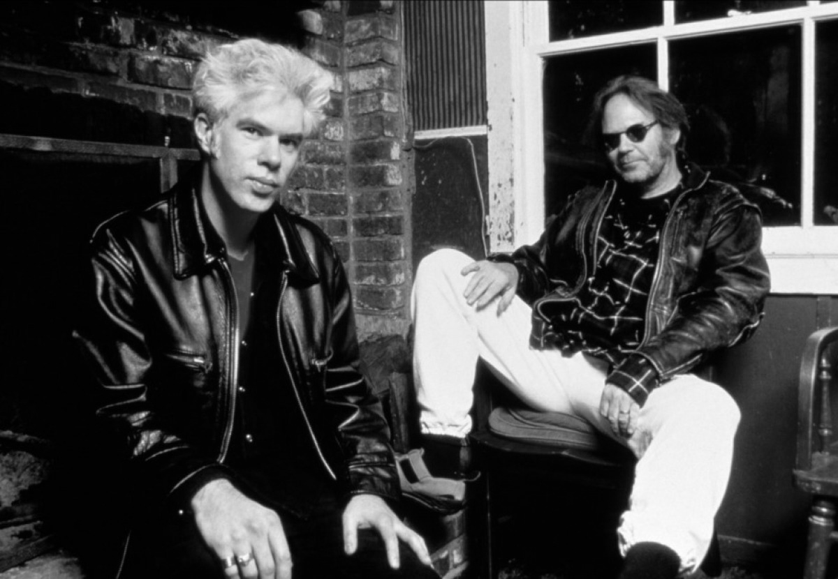 Jim Jarmusch y Neil Young