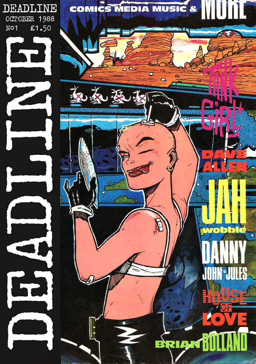 Tank Girl deadeline