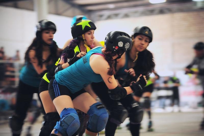 Fotos Roller Derby Guadalajara 1