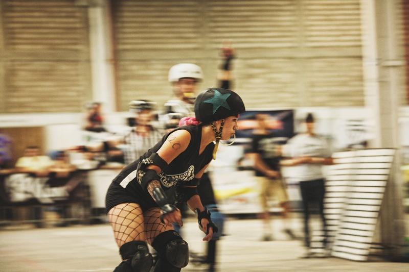Fotos Roller Derby Guadalajara 4