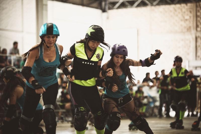 Fotos Roller Derby Guadalajara 5