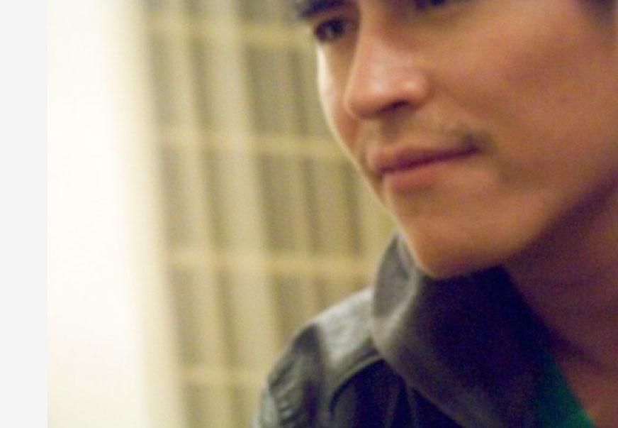 Aaron Acosta entrevista 1