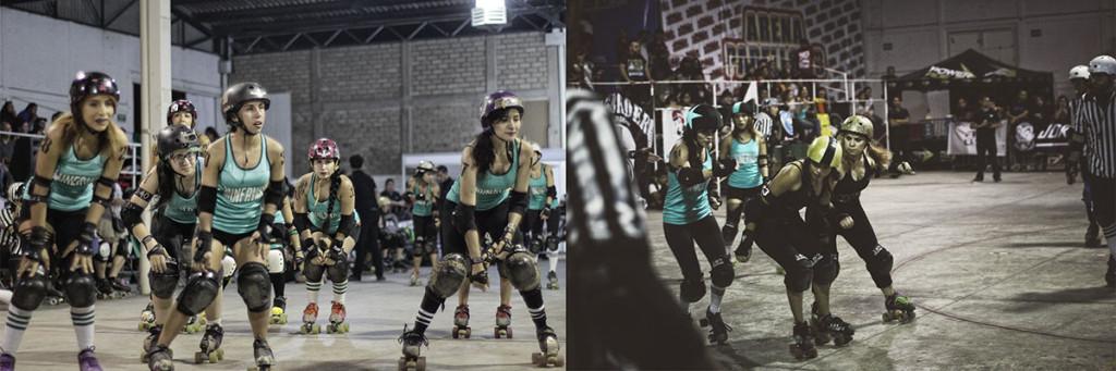 Roller Derby Guadalajara m2