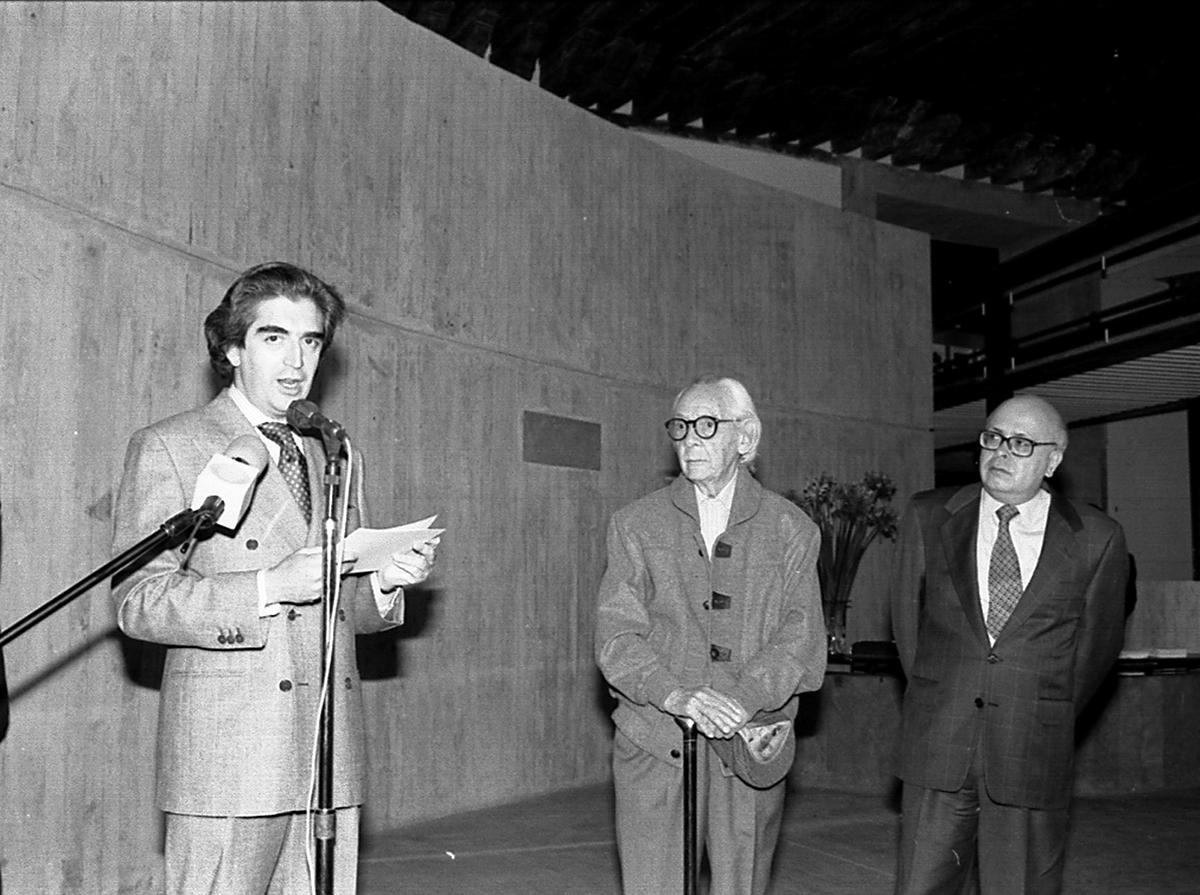 Inauguración 4 de mayo 1994