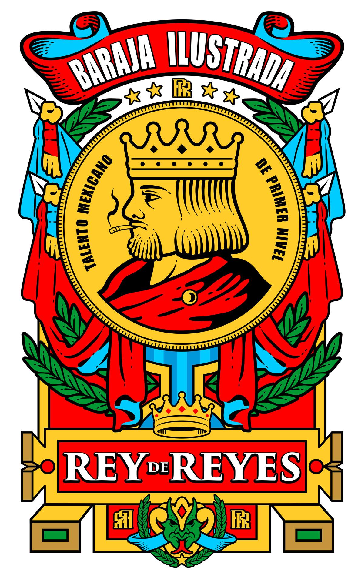 REY DE REYES VÉRTIGO 7