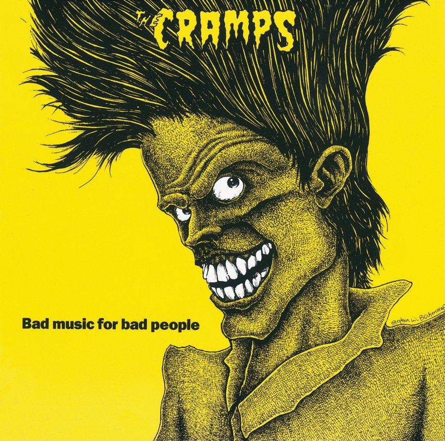 Portada de Bad Music for the Bad People