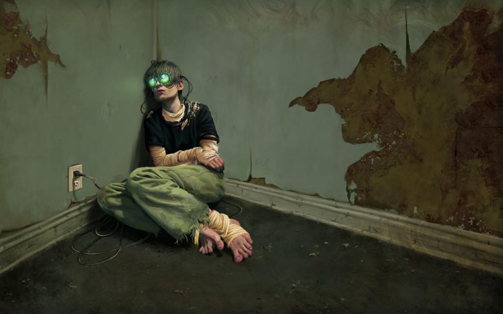 Cyberpunk moderno