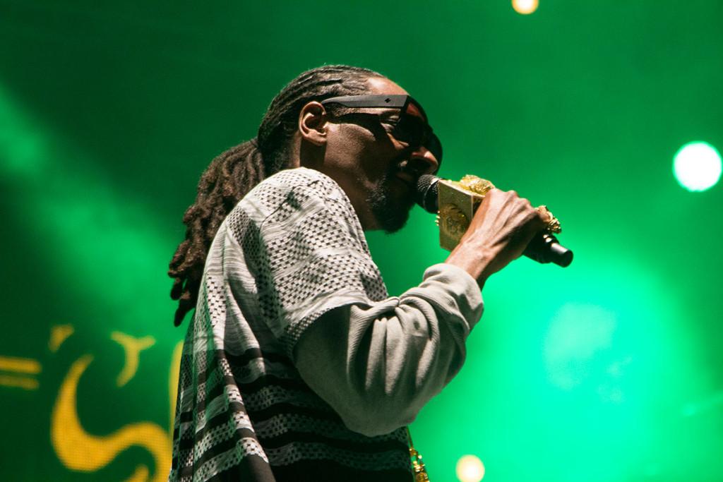 Snoop Dog en Ceremonia 2015