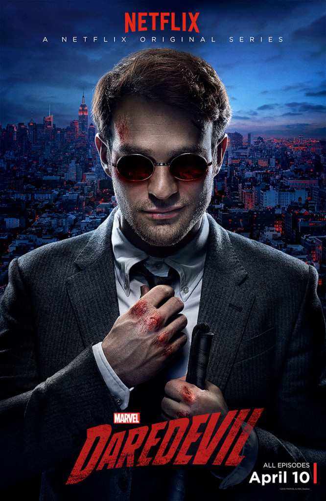 Daredevil Serie de Netflix