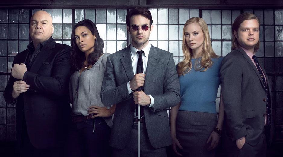 Elenco Daredevil en Netflix