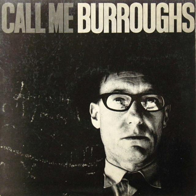 Call Me Burroughs vinil (1965)