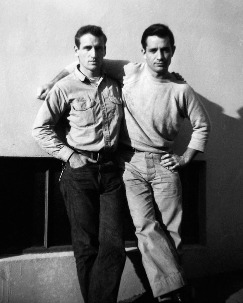 el-camino-1--Neal-Cassady-y-Jack-Kerouac