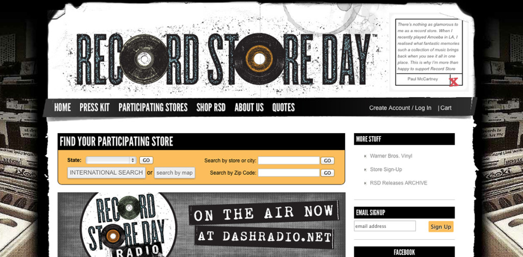 Récord Store Day