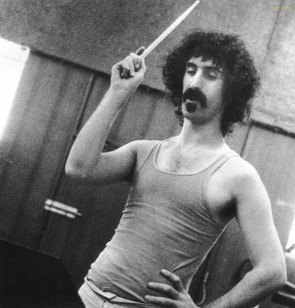 Frank Zappa drum