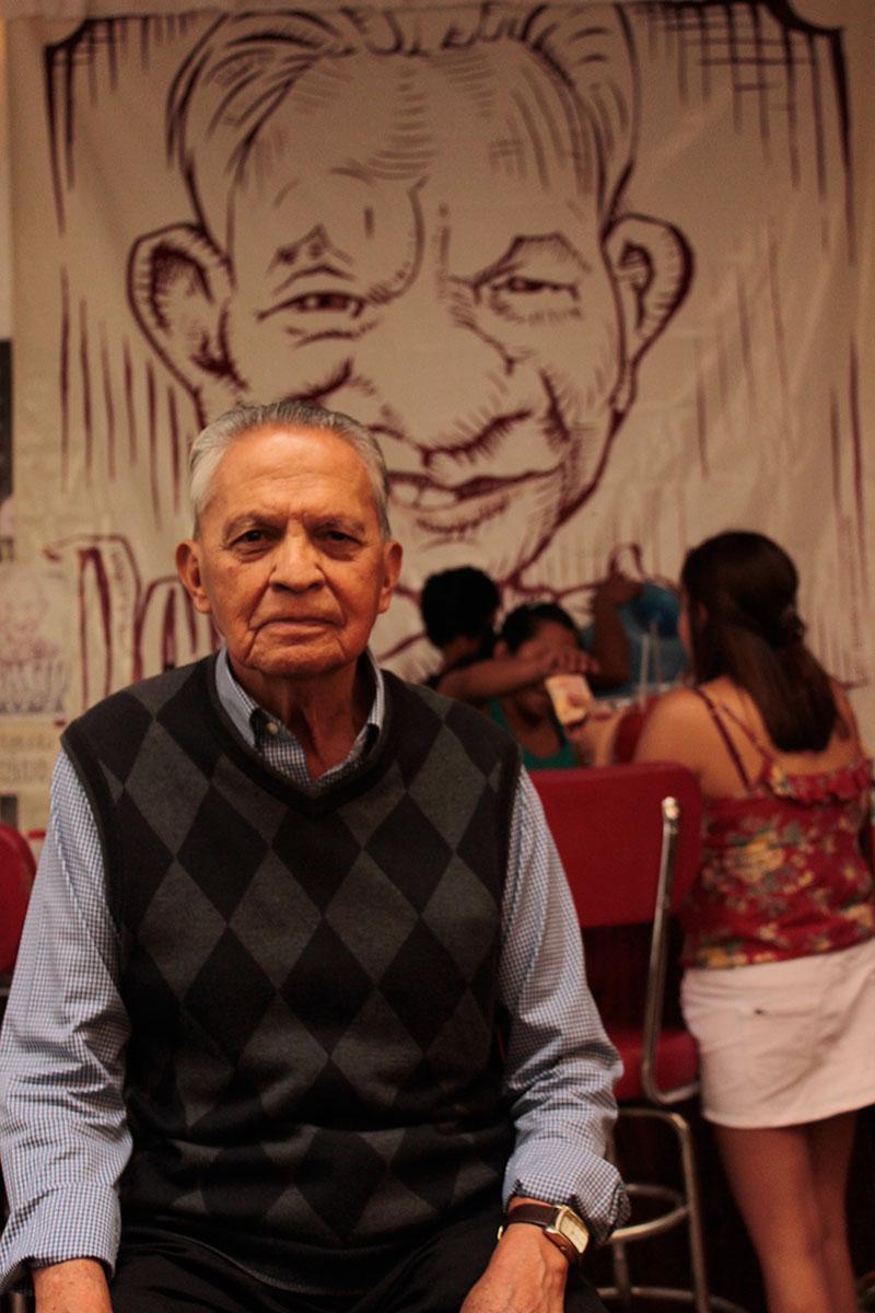 """Humberto Hernández Martínez, """"El-Chato"""""""