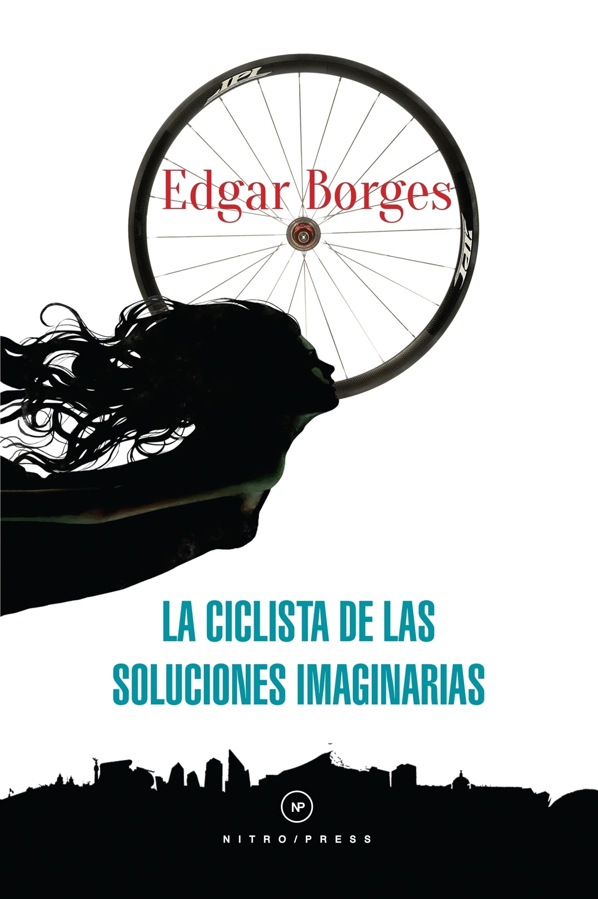 La ciclista de las soluciones imaginarias Nitro Press