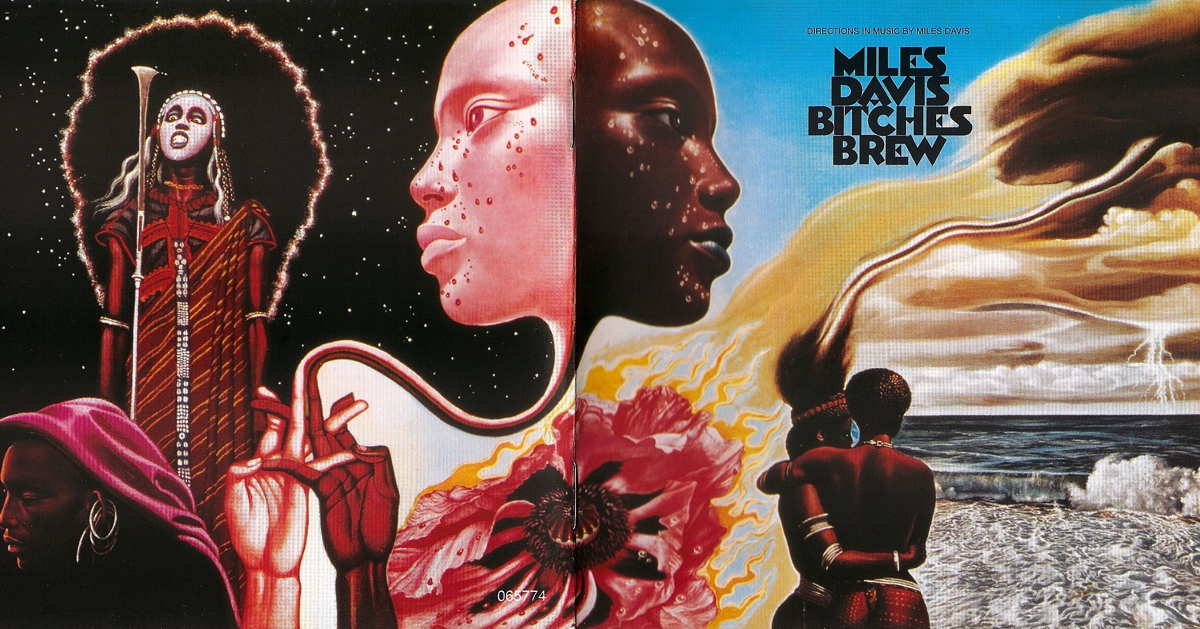 Miles Davis, Bitches Brew (1970)