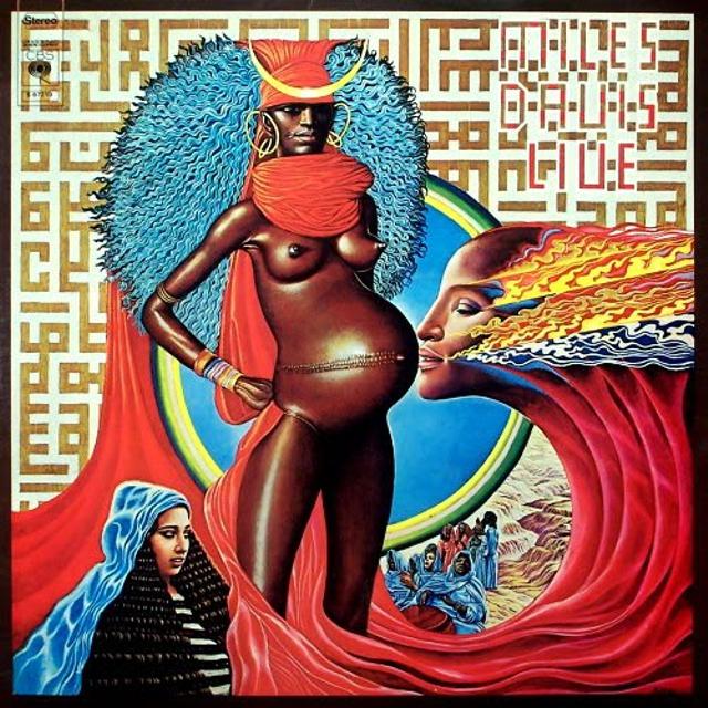 Miles Davis, Live Evil (1971)