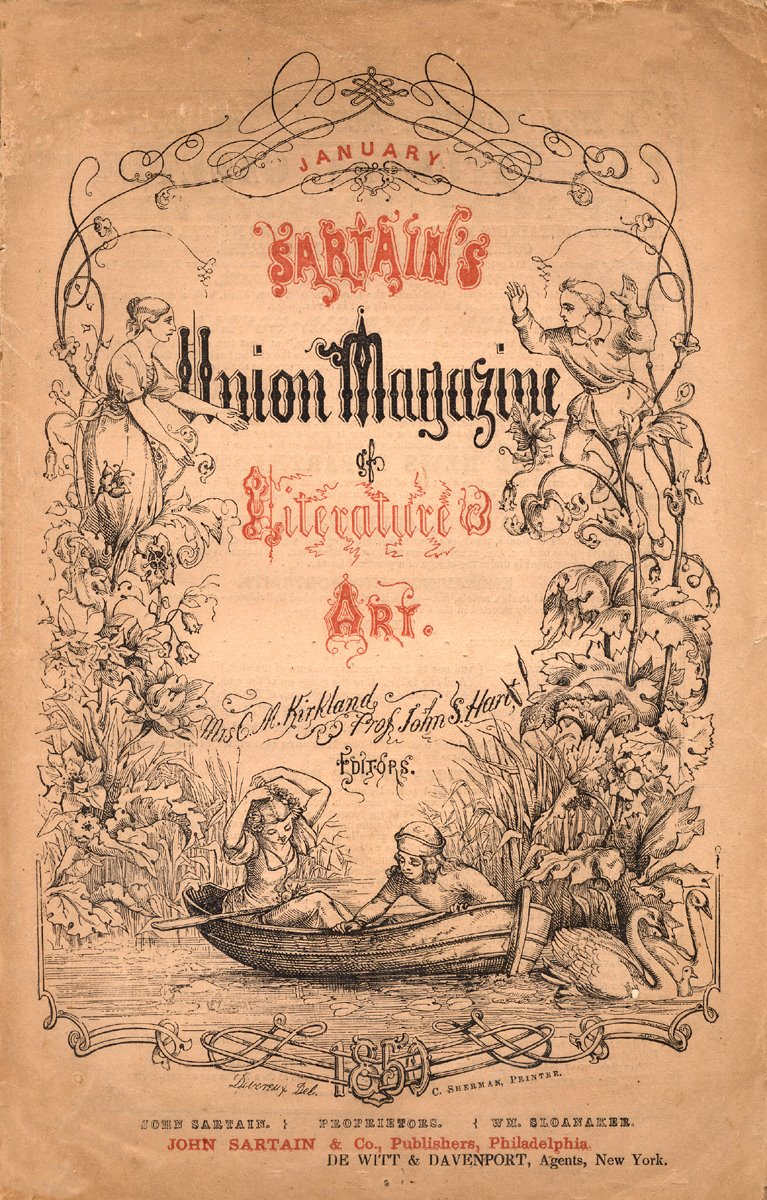 Sartain's Union Magazine of Literature and Art