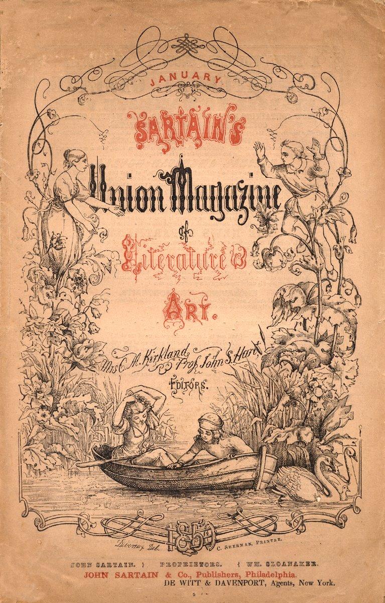 Sartain's Union Magazine of Literature and Art