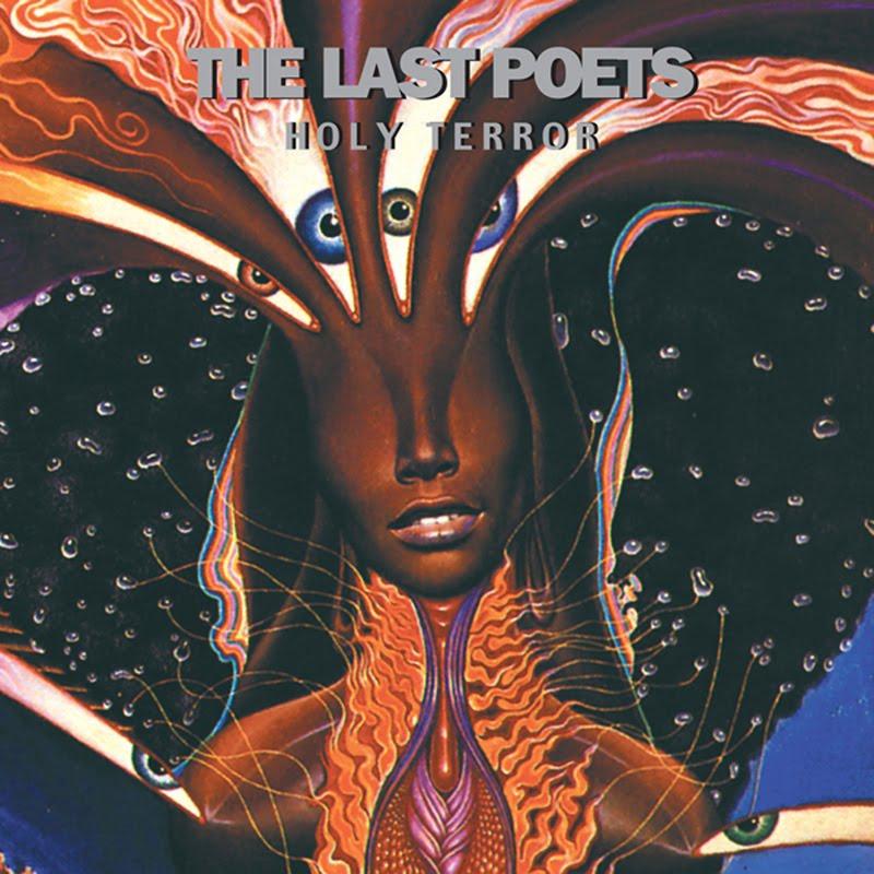 The Last Poets – Holy Terror (1993)