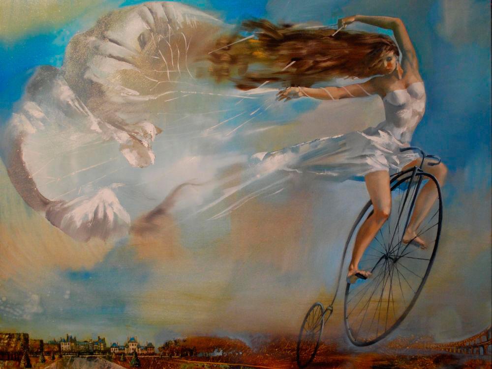 ciclista-3-pintura-Oleg-Tchoubakov