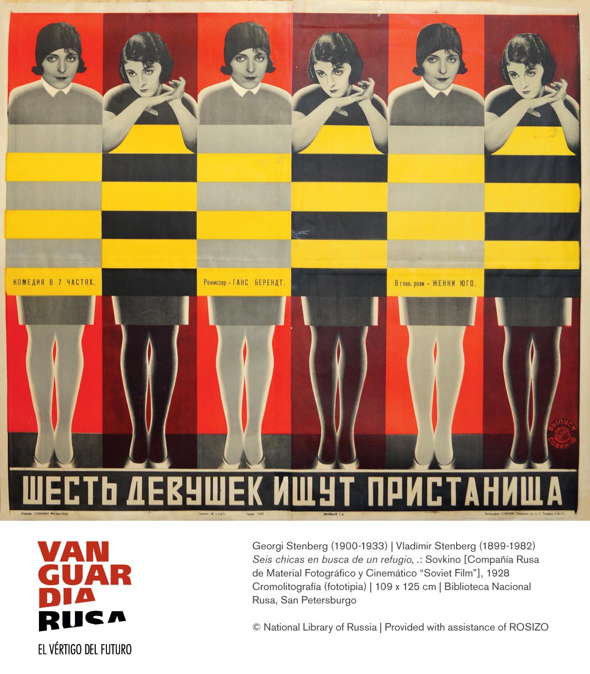 vanguardia rusa 1