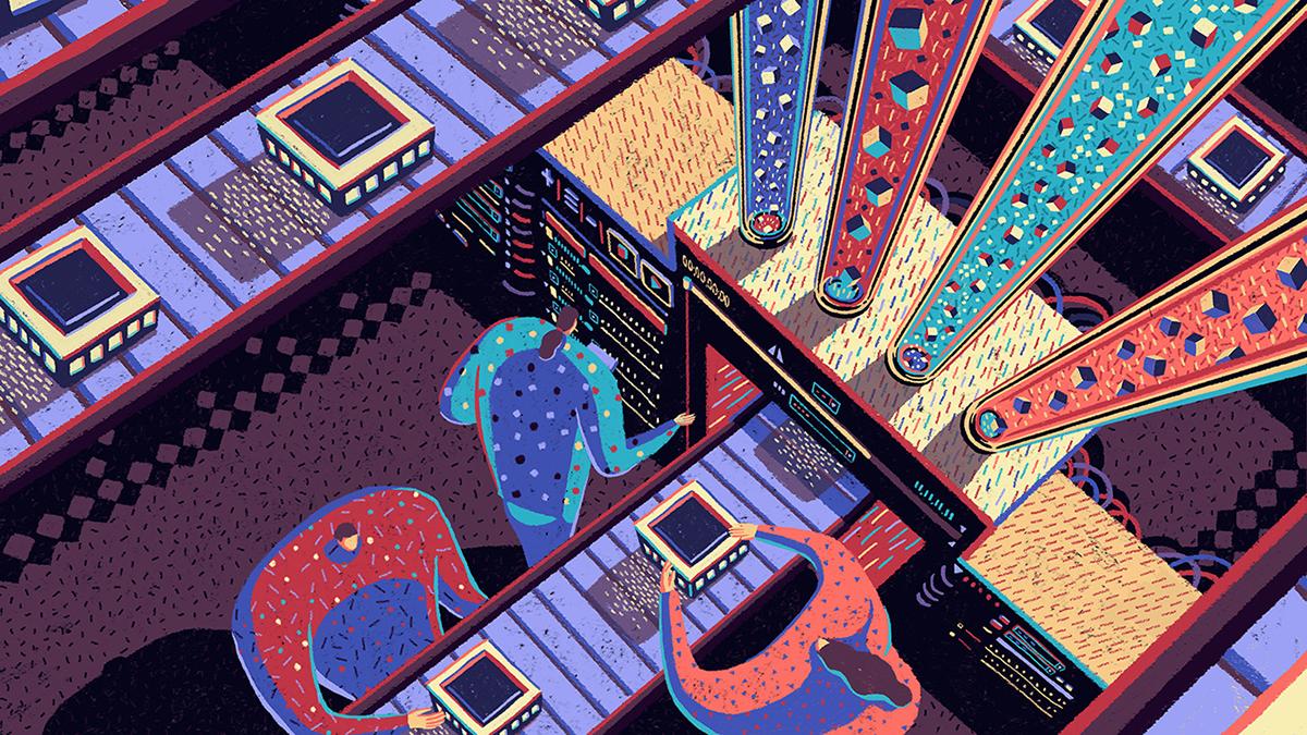Ilustración Yukai Du 1