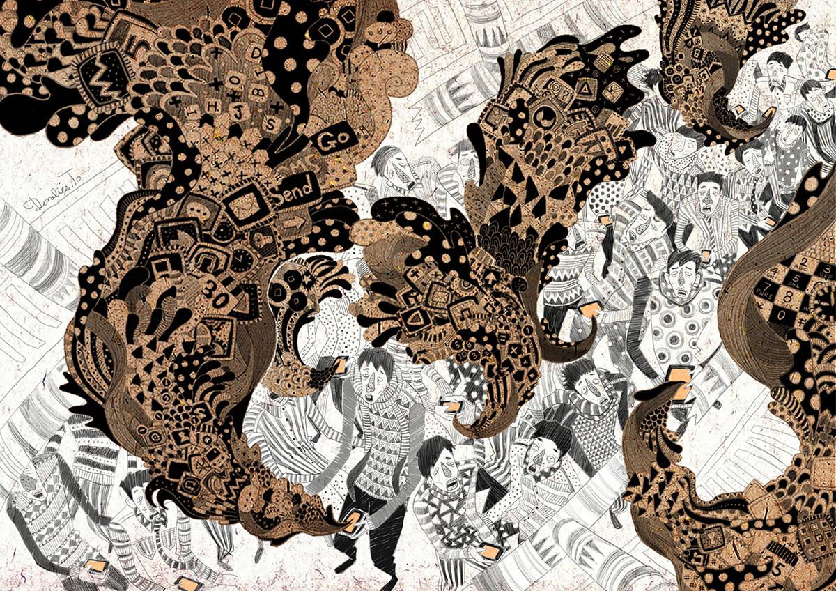 Ilustración Yukai Du 3