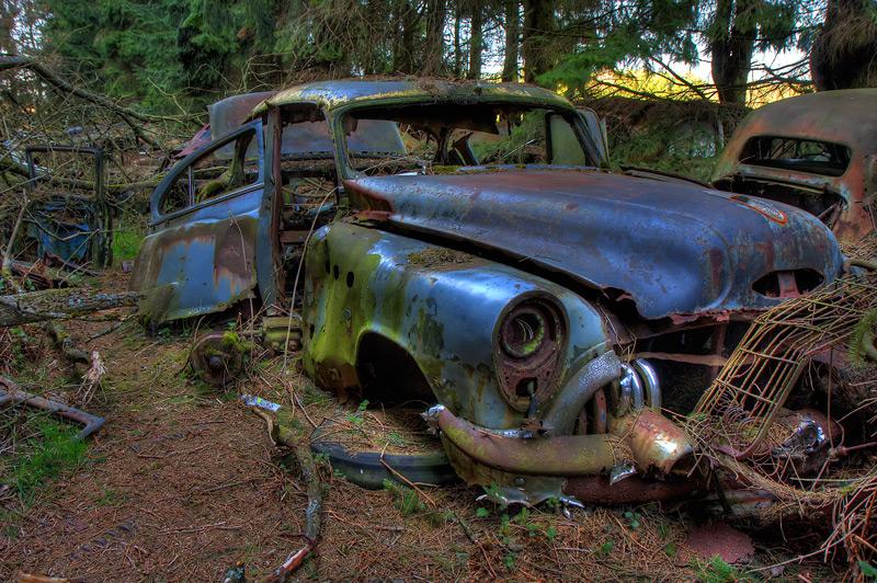 El cementerio de coches de Chatillon 2