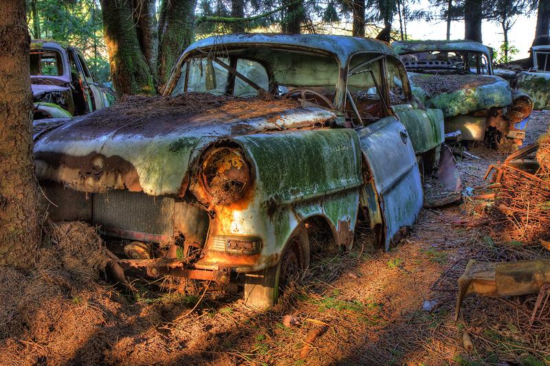 El cementerio de coches de Chatillon 3