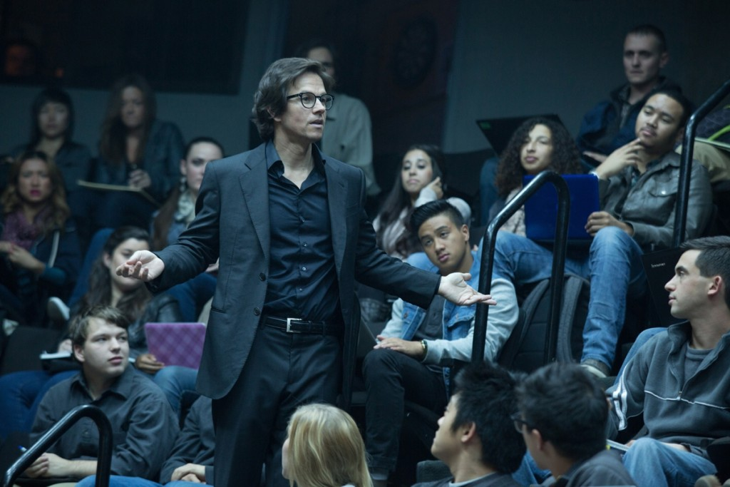 """Mark Wahlberg is Jim Bennett in """"The Gambler, """" from Paramount Pictures. (Claire Folger/Paramount Pictures)"""