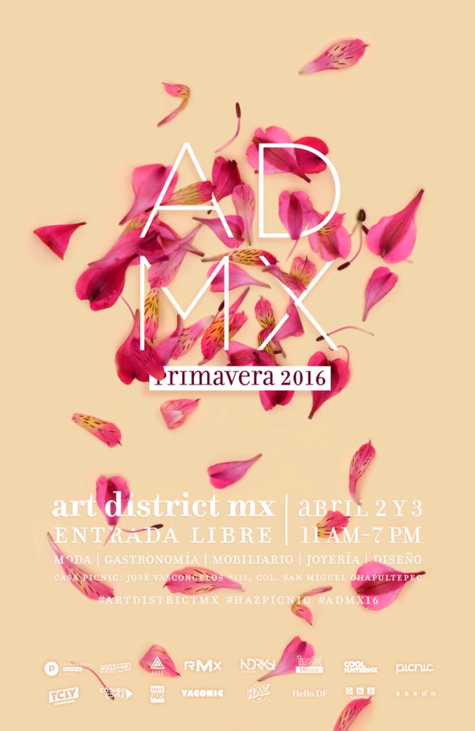 art district mx primavera 2016 yaconic