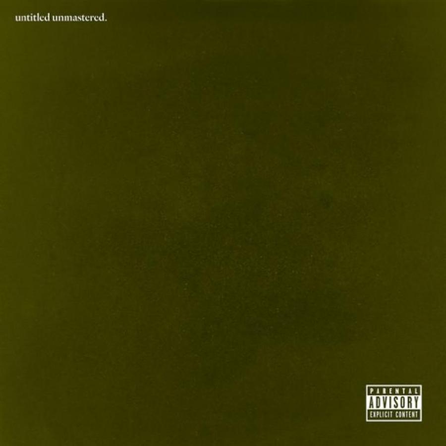 untitled unmastered kendric lamar