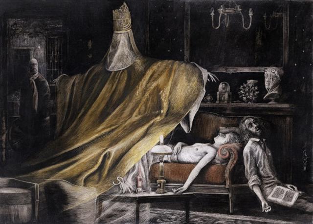 el rey amarillo santiago caruso