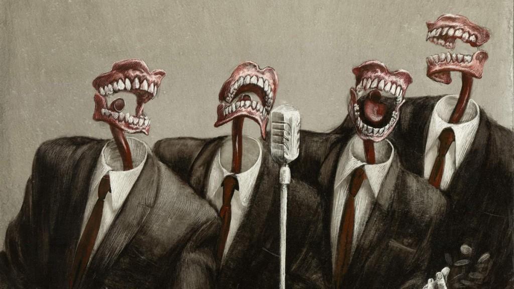 la voz del amo santiago caruso