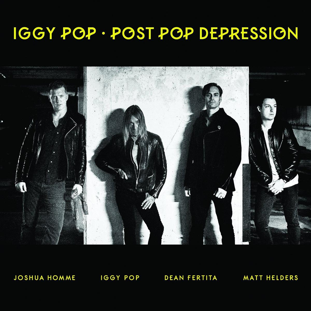 post pop depression iggy pop portada