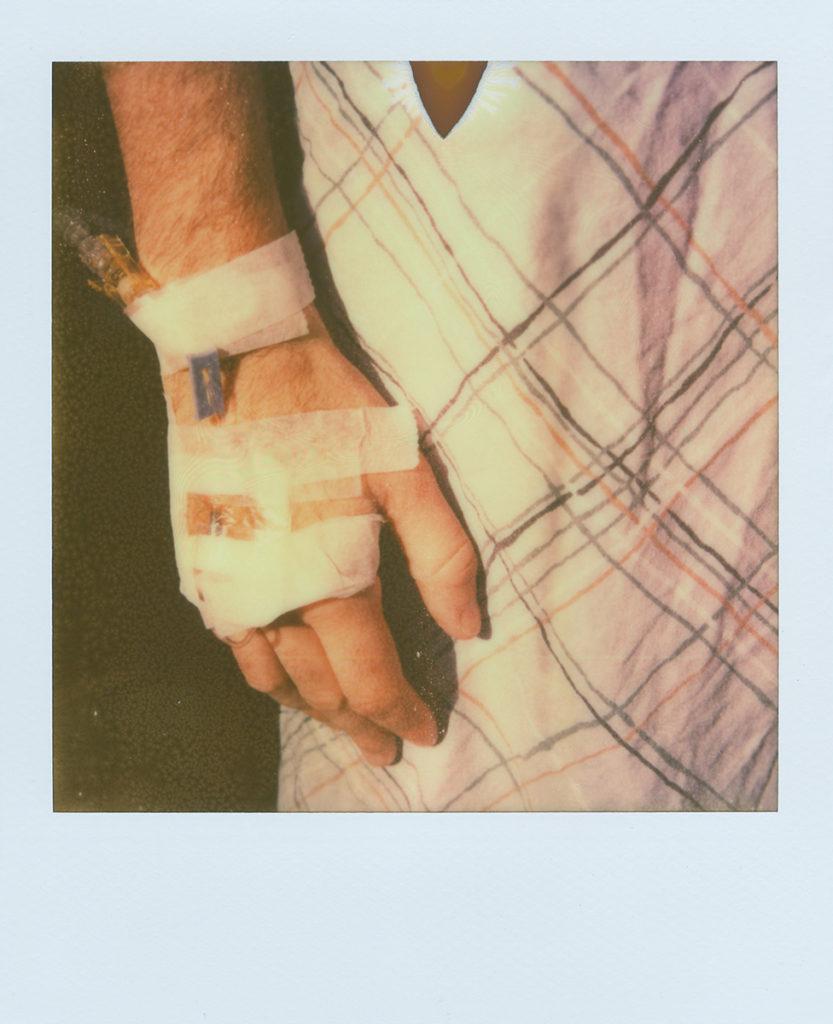 nocturna de hospital