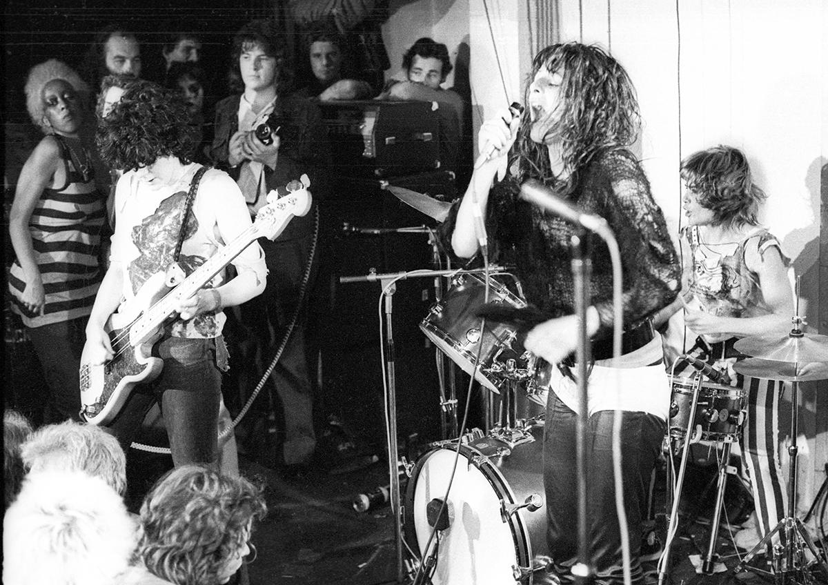 The Slits 1977