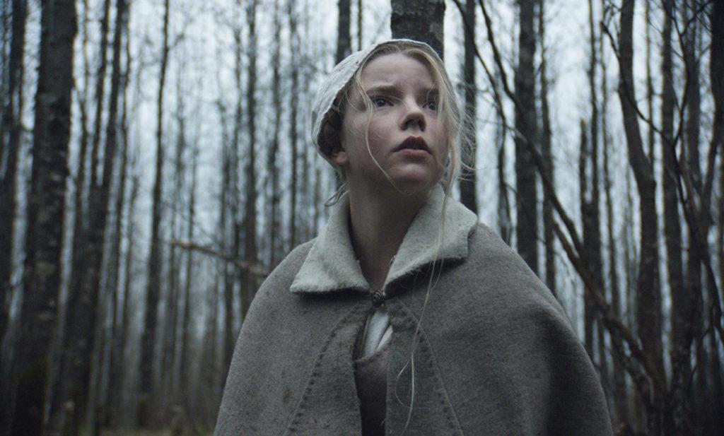 Anya Taylor-Joy en The Witch
