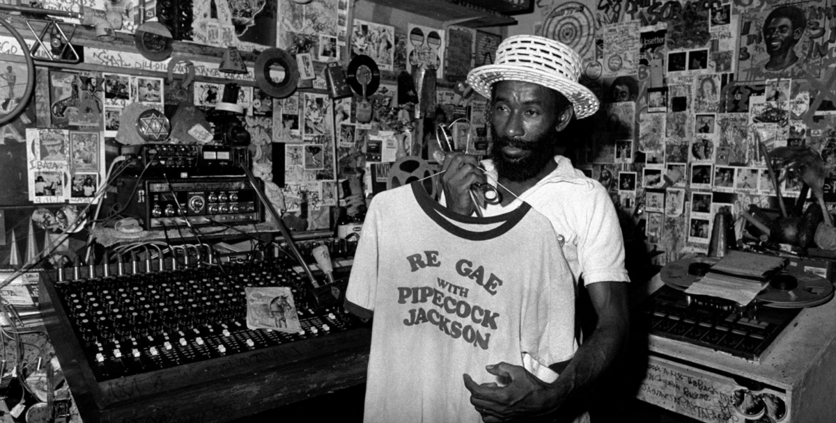 Lee scratch perry super ape